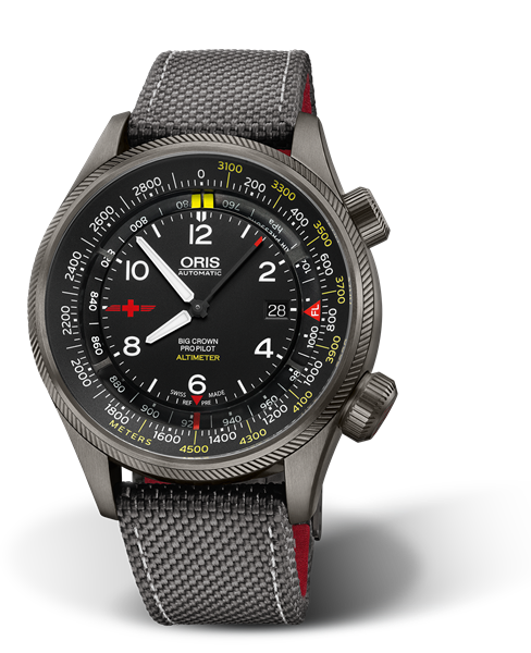 ORIS ALTIMETER REGA LIMITED EDITION 01 733 7705 4264-Set5 23 16GFC
