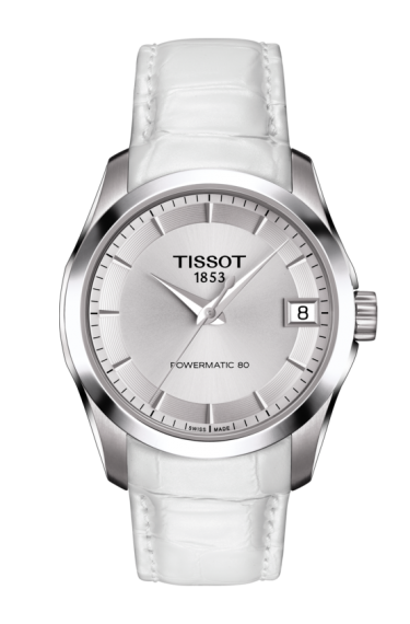 TISSOT COUTURIER POWERMATIC 80 LADY T0352071603100