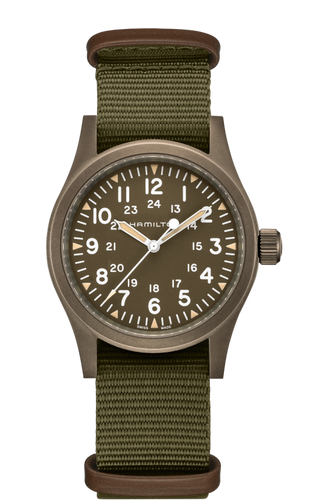 KHAKI FIELD MECHANICAL H69449961