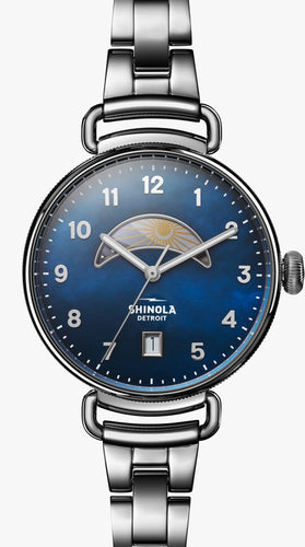SHINOLA THE CANFIELD 38MM S0120089880
