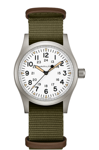 KHAKI FIELD MECHANICAL H69439411