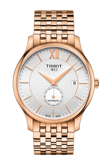 TISSOT TRADITION AUTOMATIC SMALL SECOND T0634283303800