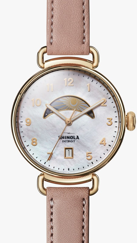 SHINOLA THE CANFIELD 38MM S0120089879