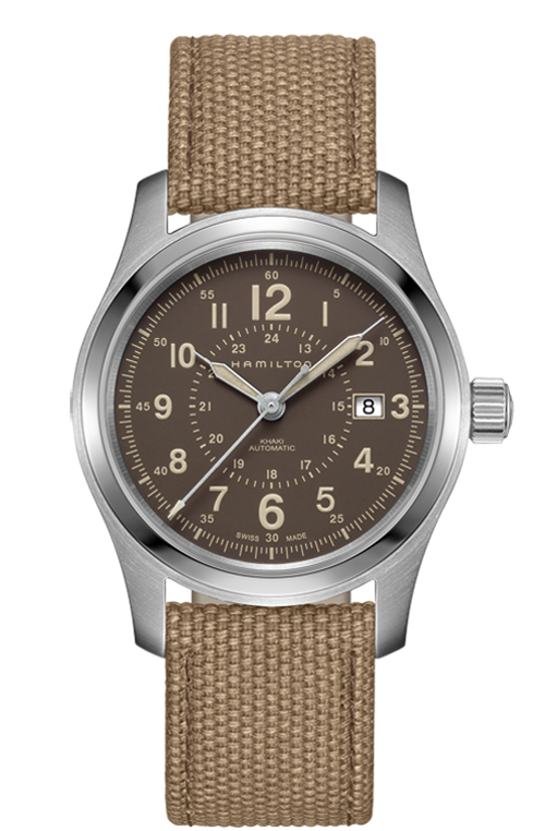 KHAKI FIELD AUTO 42MM H70605993