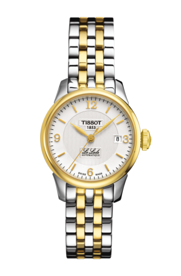 TISSOT LE LOCLE AUTOMATIC LADY T412183344