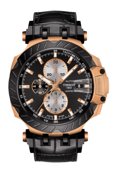 TISSOT T-RACE MOTOGP 2019 AUTOMATIC CHRONOGRAPH LIMITED EDITION T1154273705100