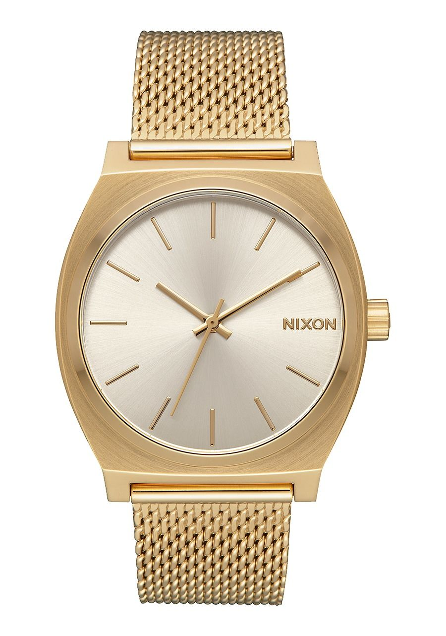 TIME TELLER MILANESE , 37 MM All Gold/Cream A1187-2807-00