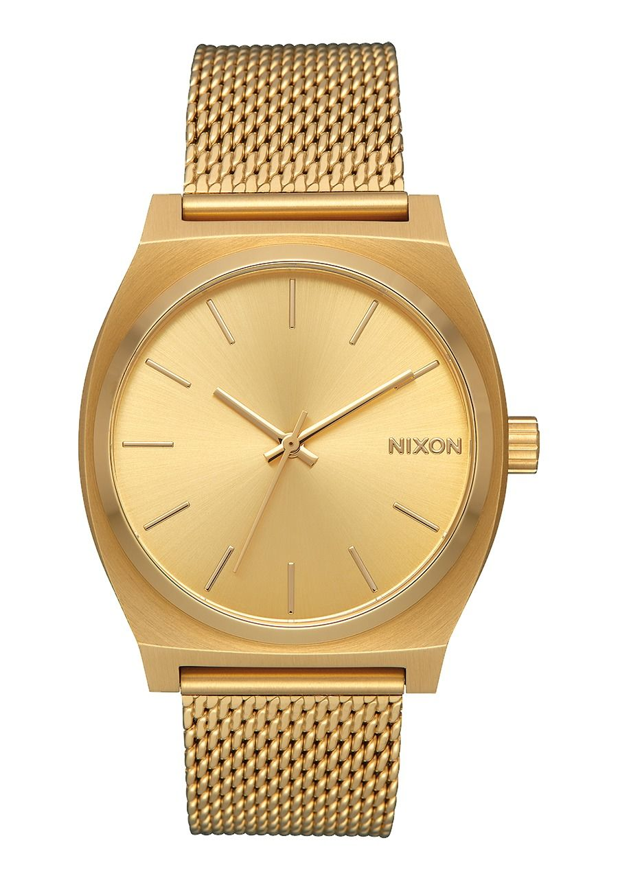 TIME TELLER MILANESE , 37 MM All Gold A1187-502-00