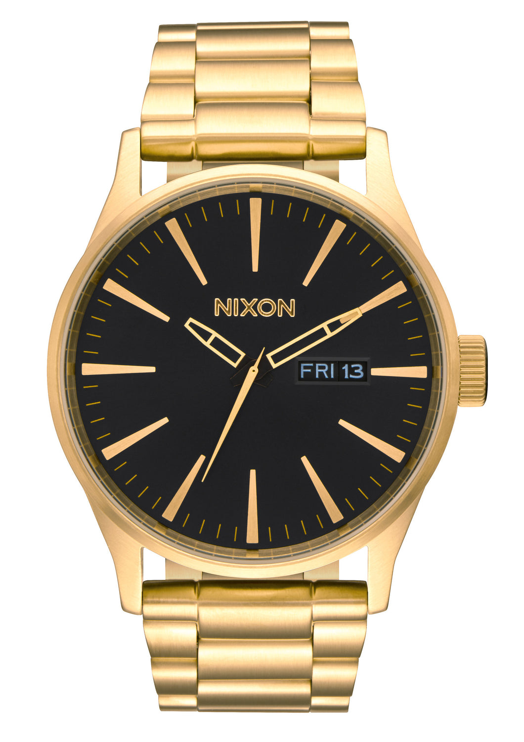 KHAKI Nixon Sentry Gold Black