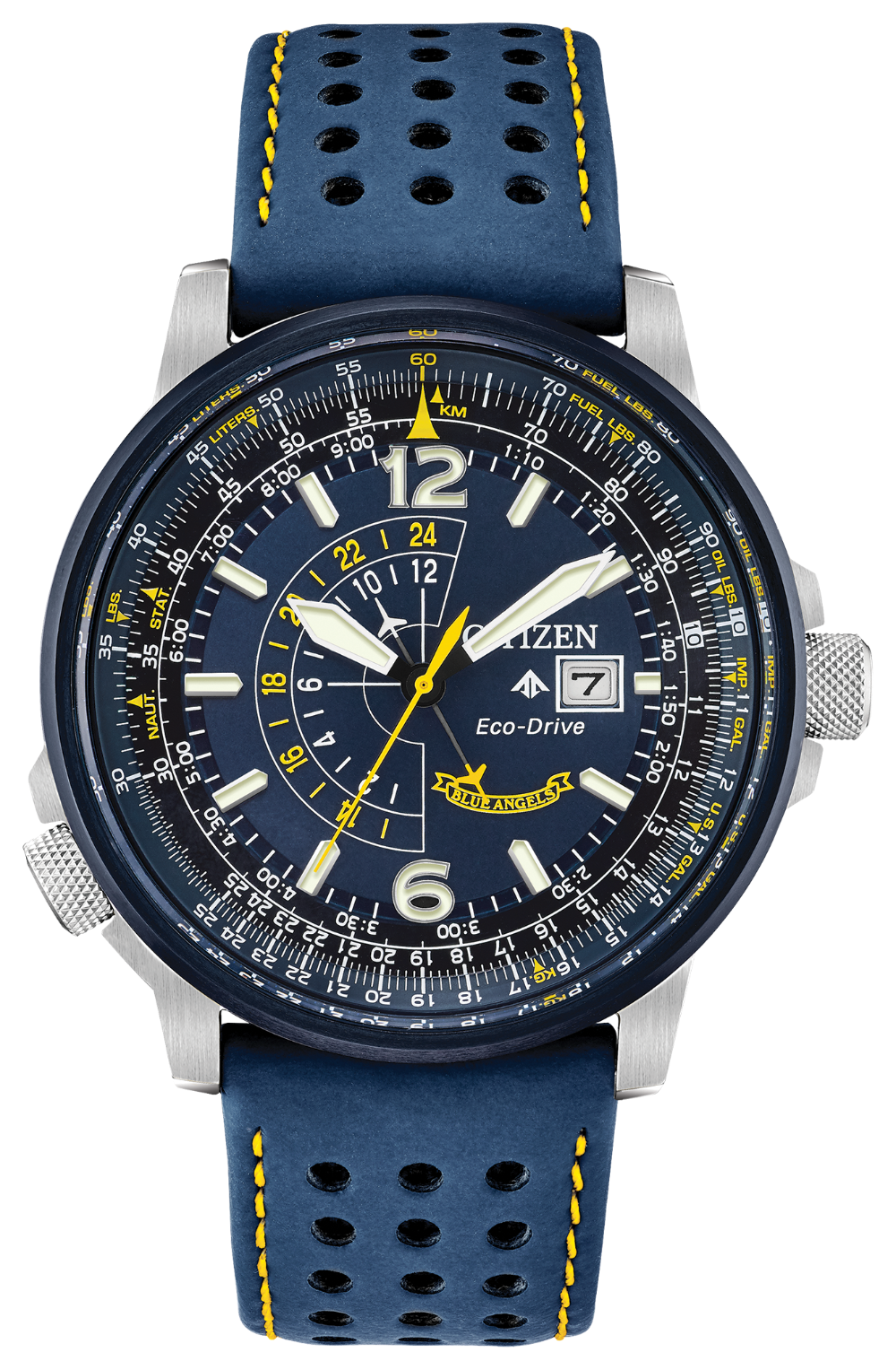 Blue Angels PROMASTER NIGHTHAWK BJ7007-02L
