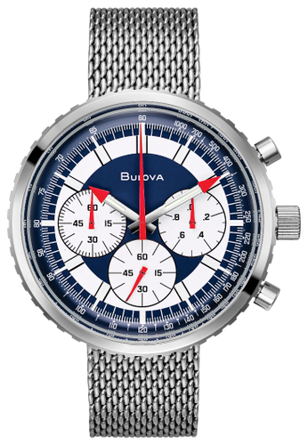 BULOVA 96K101 SPECIAL EDITION CHRONOGRAPH C MEN'S WATCH