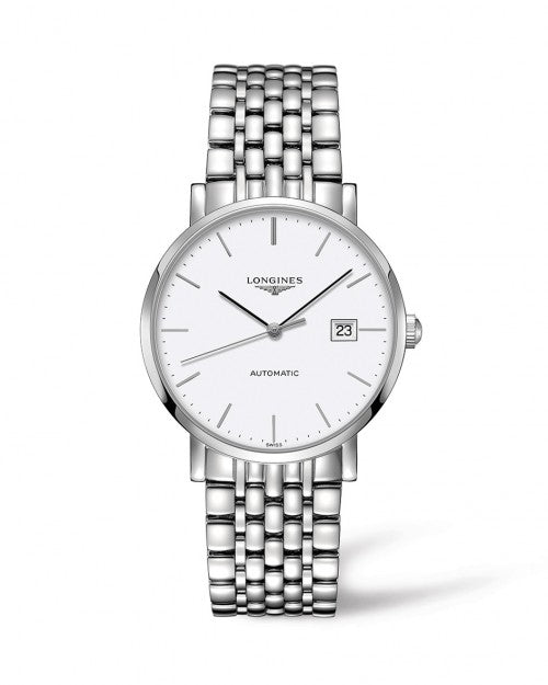 THE LONGINES ELEGANT COLLECTION 39MM AUTOMATIC L49104126