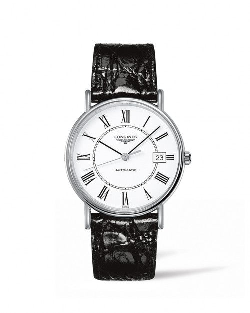 THE LONGINES PRESENCE 38MM AUTOMATIC L49214112