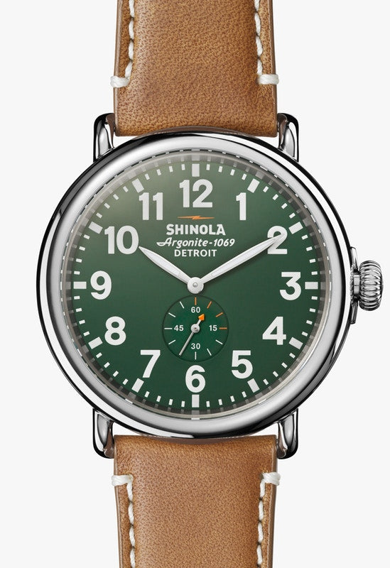 SHINOLA THE RUNWELL 47MM S0110000038