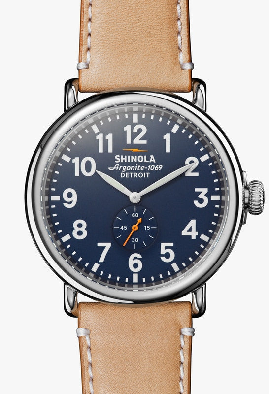 SHINOLA THE RUNWELL 47MM S0110000141