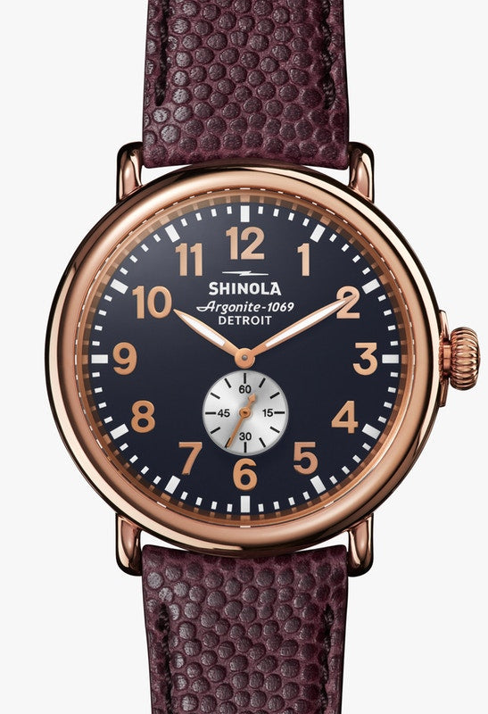 SHINOLA THE RUNWELL 47MM S0110000168