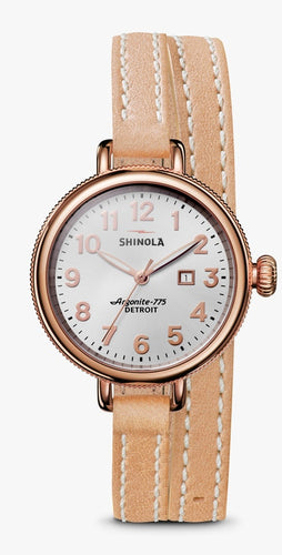 SHINOLA THE BIRDY 34MM S0110000256