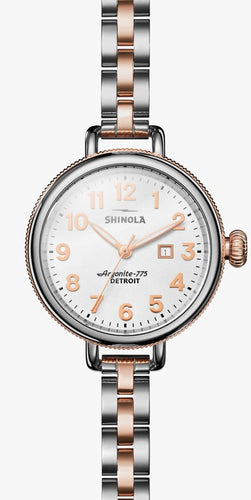 SHINOLA THE BIRDY 34MM S0120001100