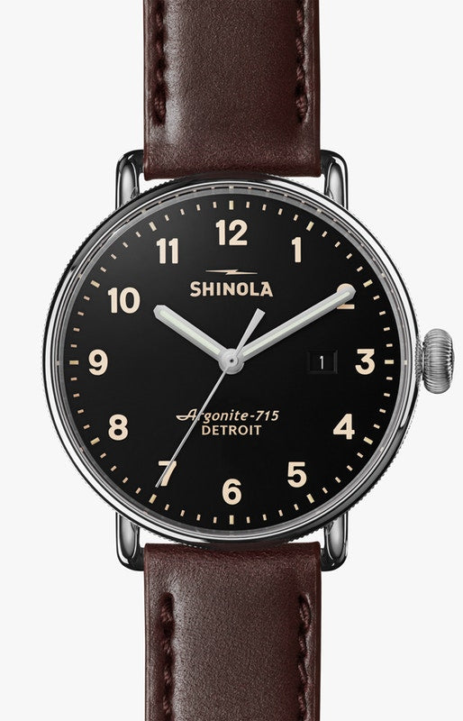 SHINOLA THE CANFIELD 43MM S0120001939
