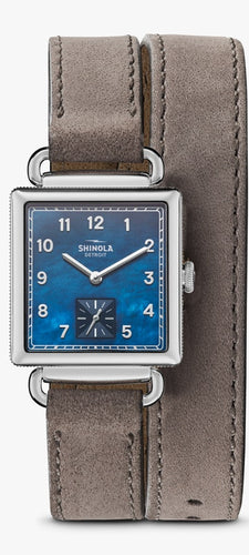 SHINOLA THE CASS 28MM S0120018131