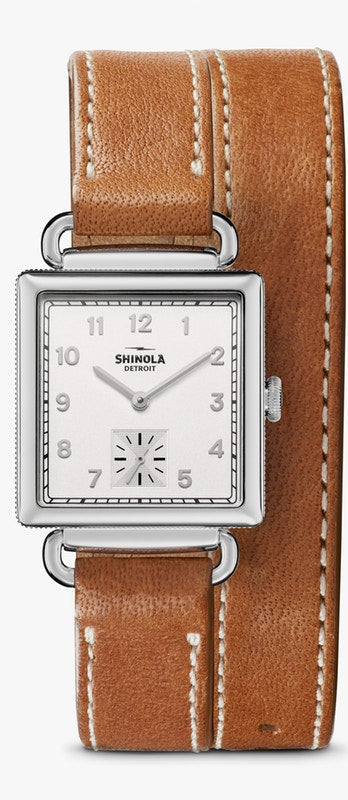 SHINOLA THE CASS 28MM S0120018132