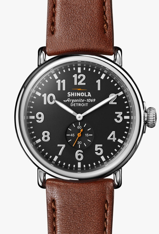 SHINOLA THE RUNWELL 47MM S0120018330