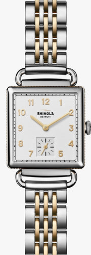 SHINOLA THE CASS 28MM S0120065279