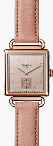SHINOLA THE CASS 28MM S0120065281