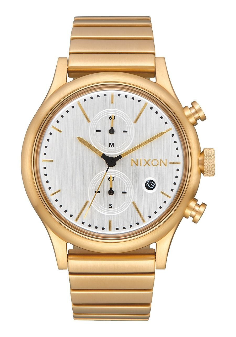 STATION CHRONO , All Gold / Silver A1162-2612-00