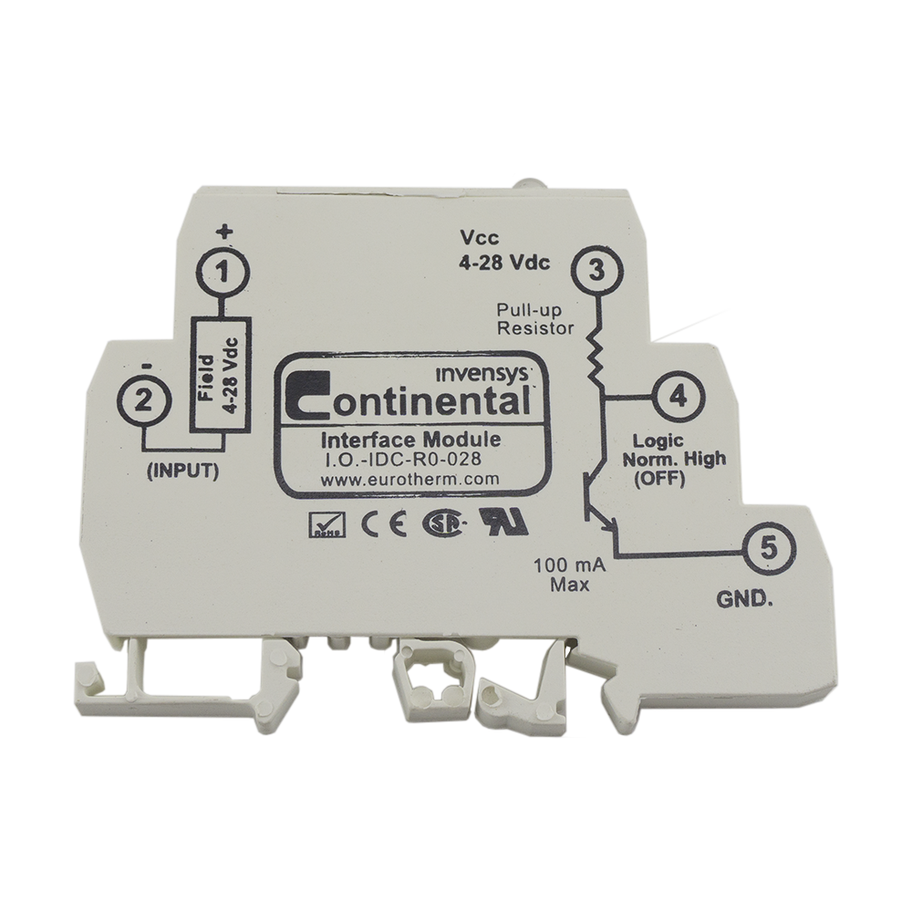 Servo relay, White SKU 202259