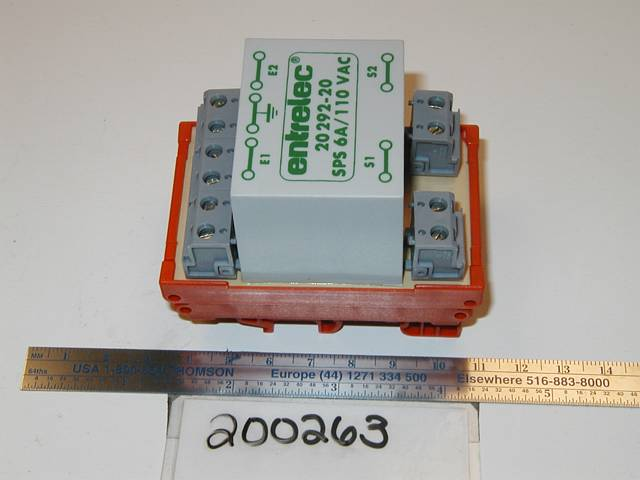 Surge Protection, Series 20000 SKU 200263