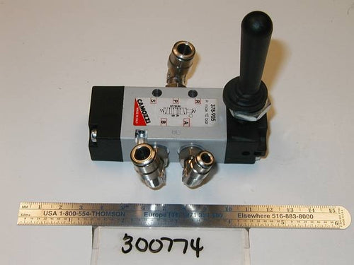 Water Level Pneumatic lever as SKU 300774