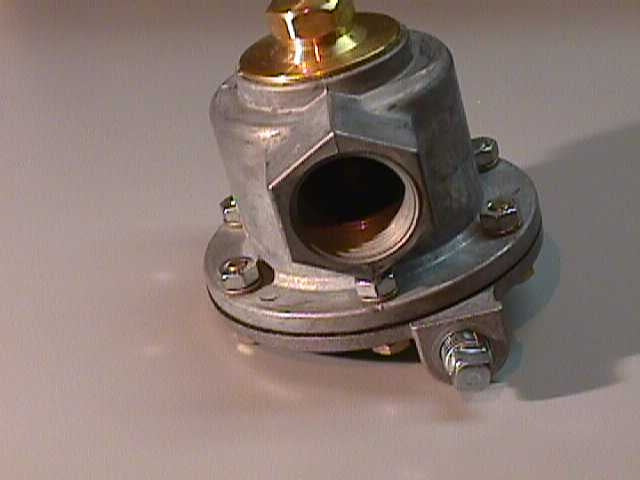 Valve, Blow Down Pilot Operated, 1-1/2NPTF IN-OUT SKU 200304
