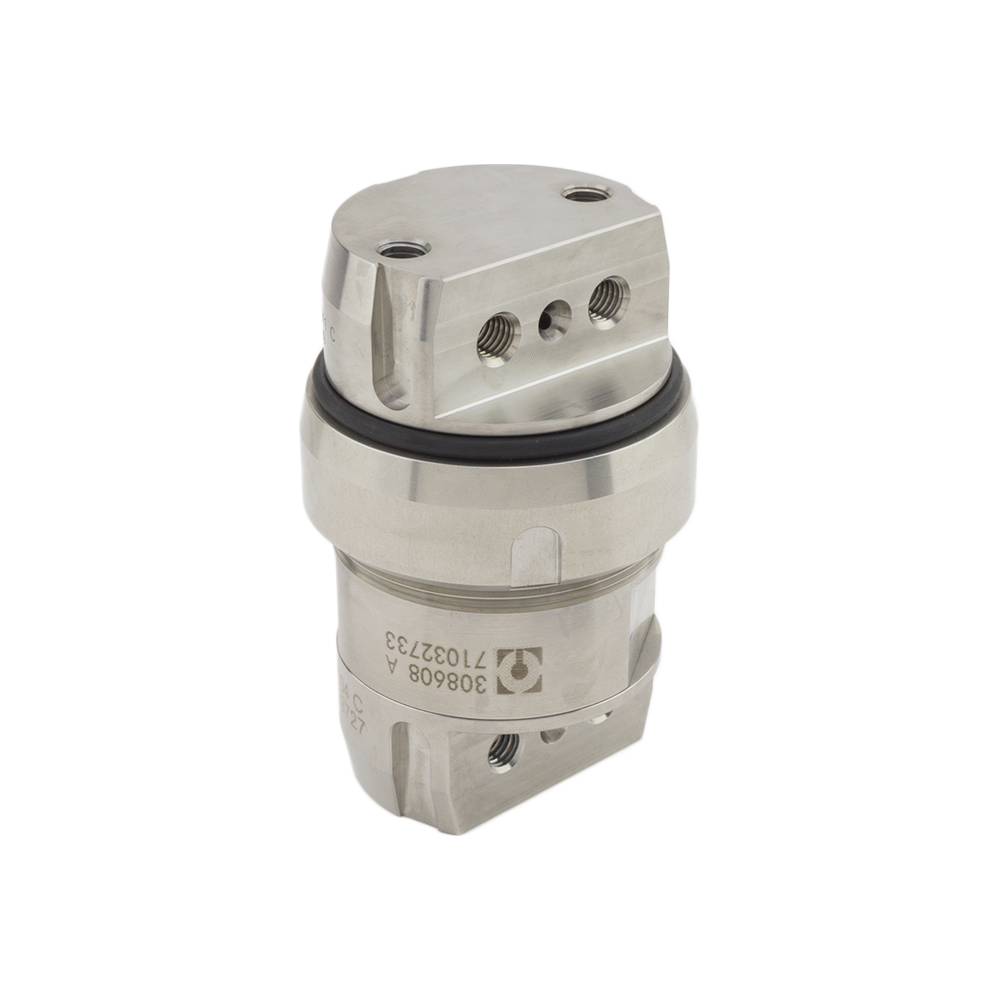 Assy, with side ports Dual port swivel SKU 308620-1