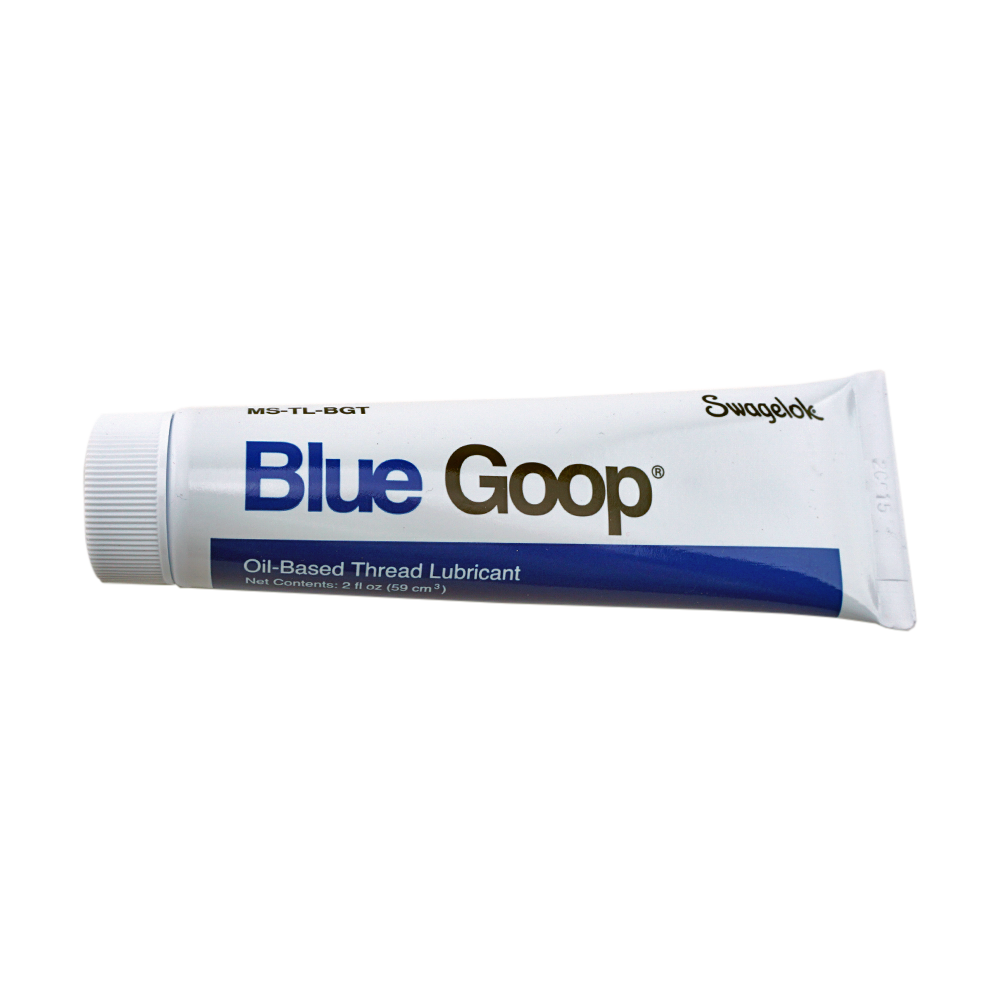 Lubricant, Blue Goop, 2oz. Tube SKU 302692