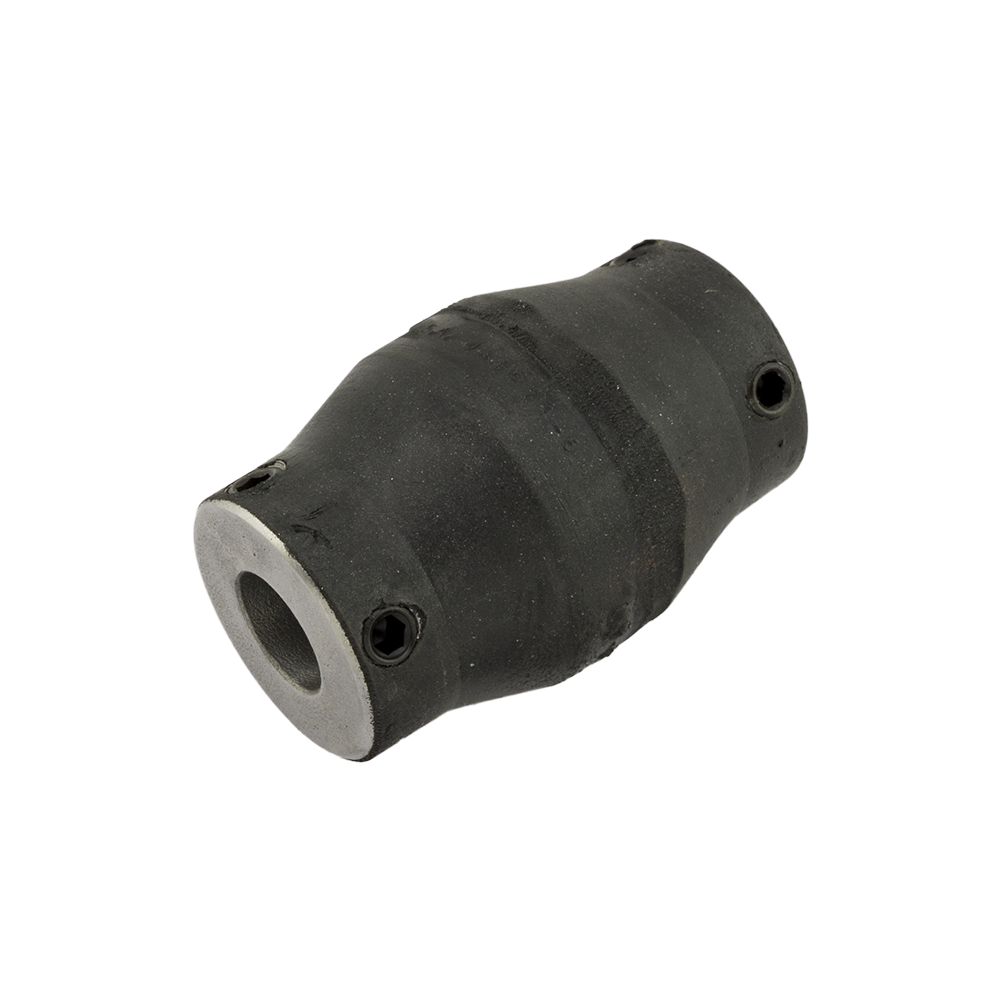 Shaft Coupling, Rubber SKU 306632