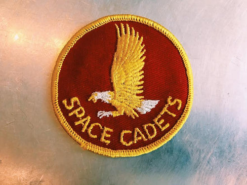 Space Cadets Patch