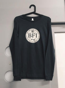 Long Sleeve Dark Gray BFI Shirt