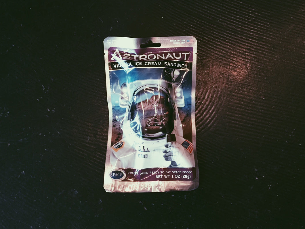 Astronaut Ice Cream