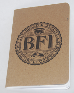 BFI Pocket Sized Notebook