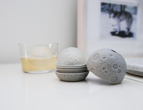 Moon Ice Ball Mold