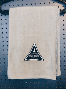 GSTS Embroidered Towel