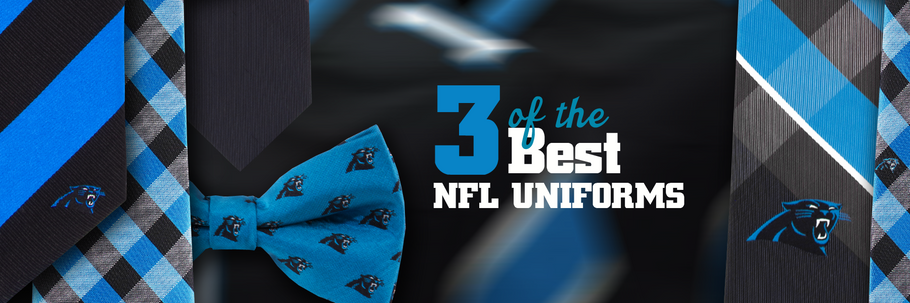 3 of the Best NFL Uniforms