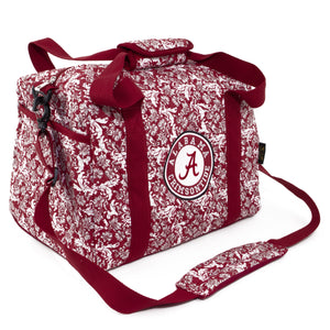 Alabama Crimson Tide Mini Duffel Bloom