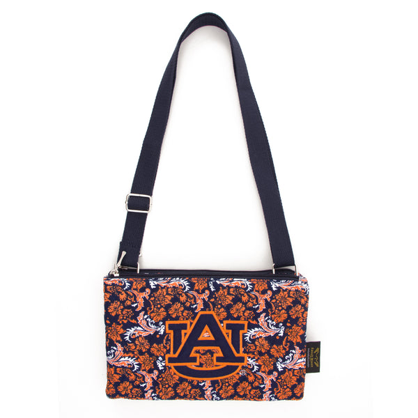 Auburn Purse Cross Body Bloom