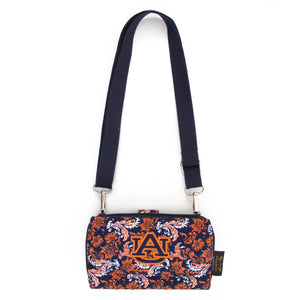 Auburn Tigers Wallet Cross Body Bloom