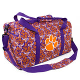 Clemson Large Duffel Bloom