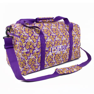 LSU Large Duffel Bloom