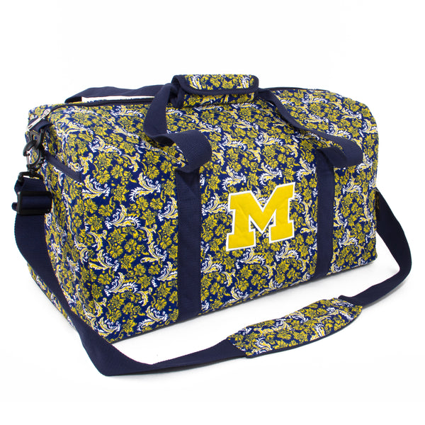 Michigan Large Duffel Bloom
