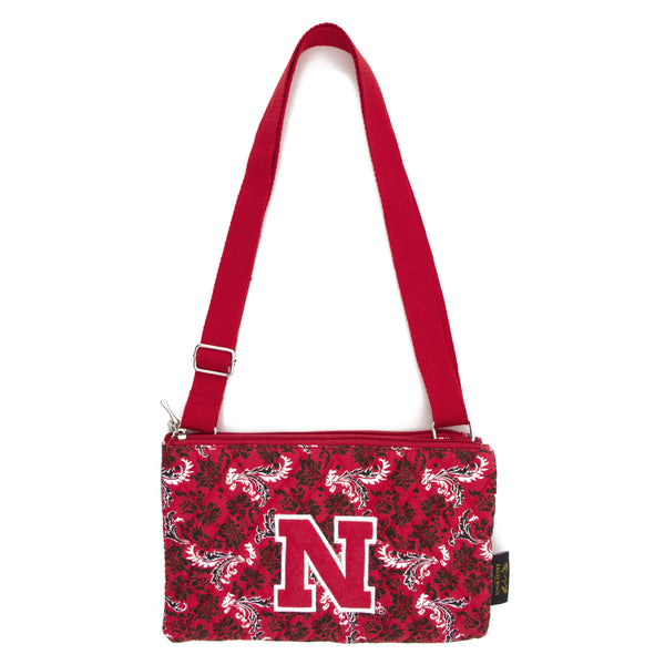 Nebraska Purse Cross Body Bloom